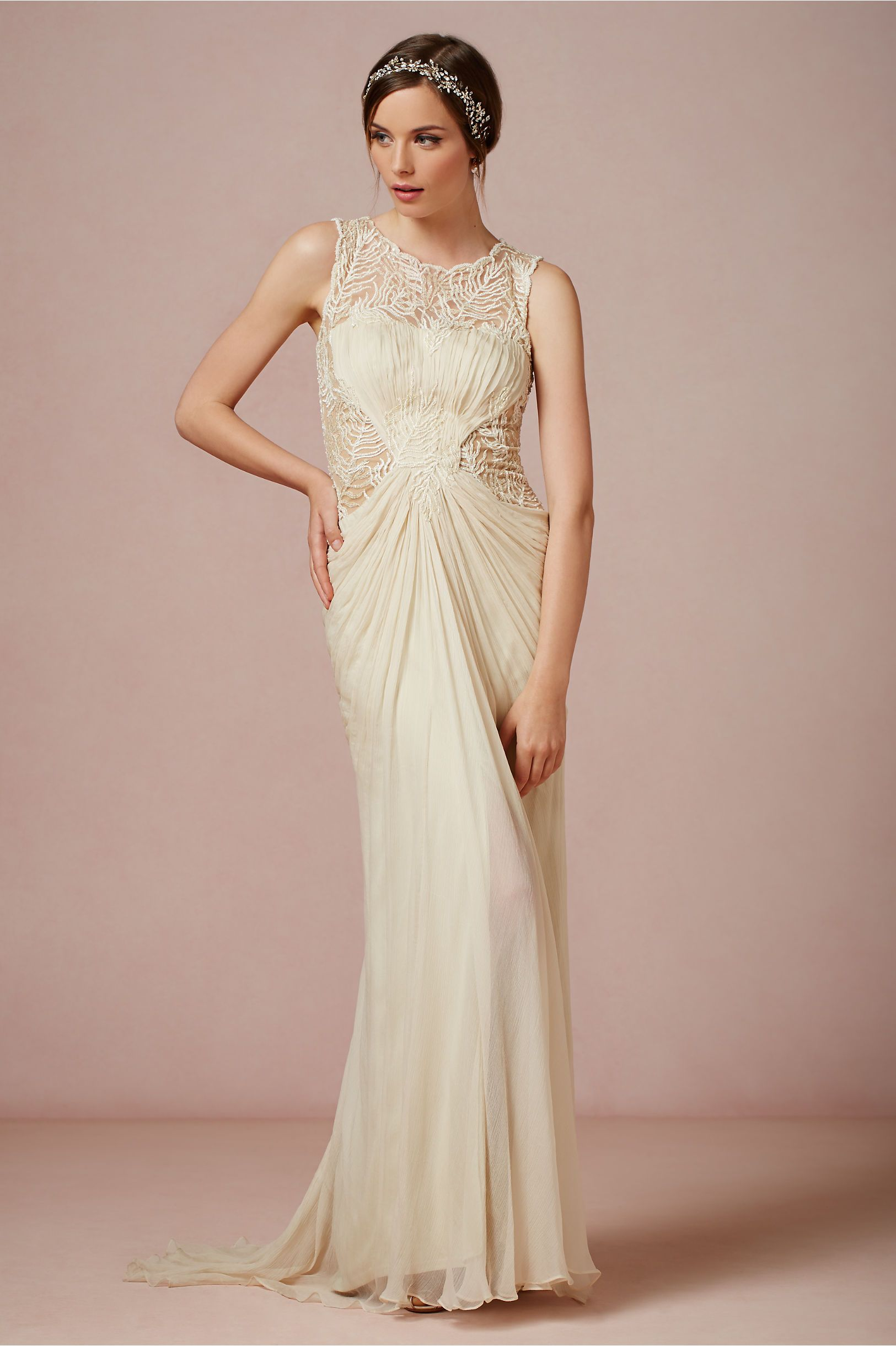 Cypress Gown from BHLDN | Mexican wedding 2015 | Pinterest | Cosas ...