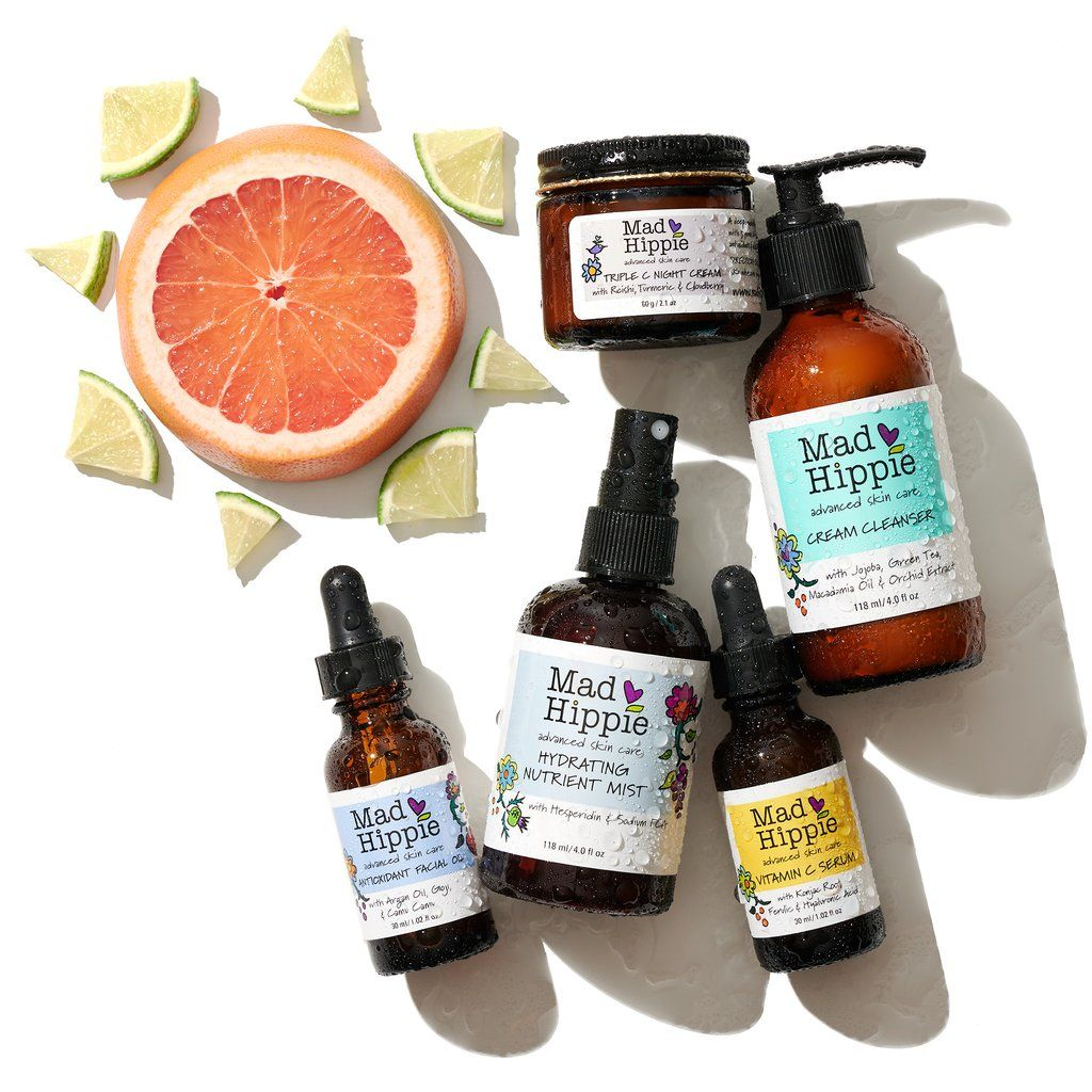 Hydrating Routine For Dry Skin Mad Hippie In 2020 Mad Hippie Mad Hippie Skin Care Congested Skin