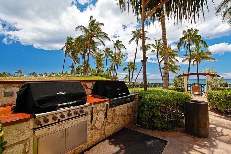 Oceanfront gas grills   OlaProperties.com