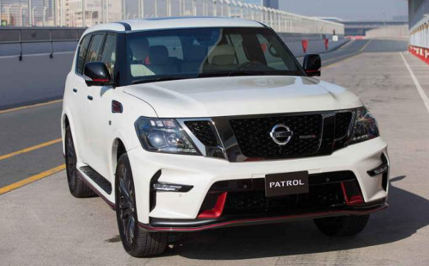 2020 Nissan Patrol Redesign The Nissan Patrol Is On An Offer For