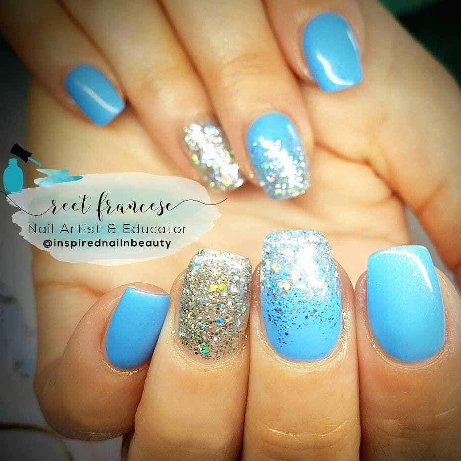 For Liv at @oliveboutiquekids builder gel over her natural nails! go ...