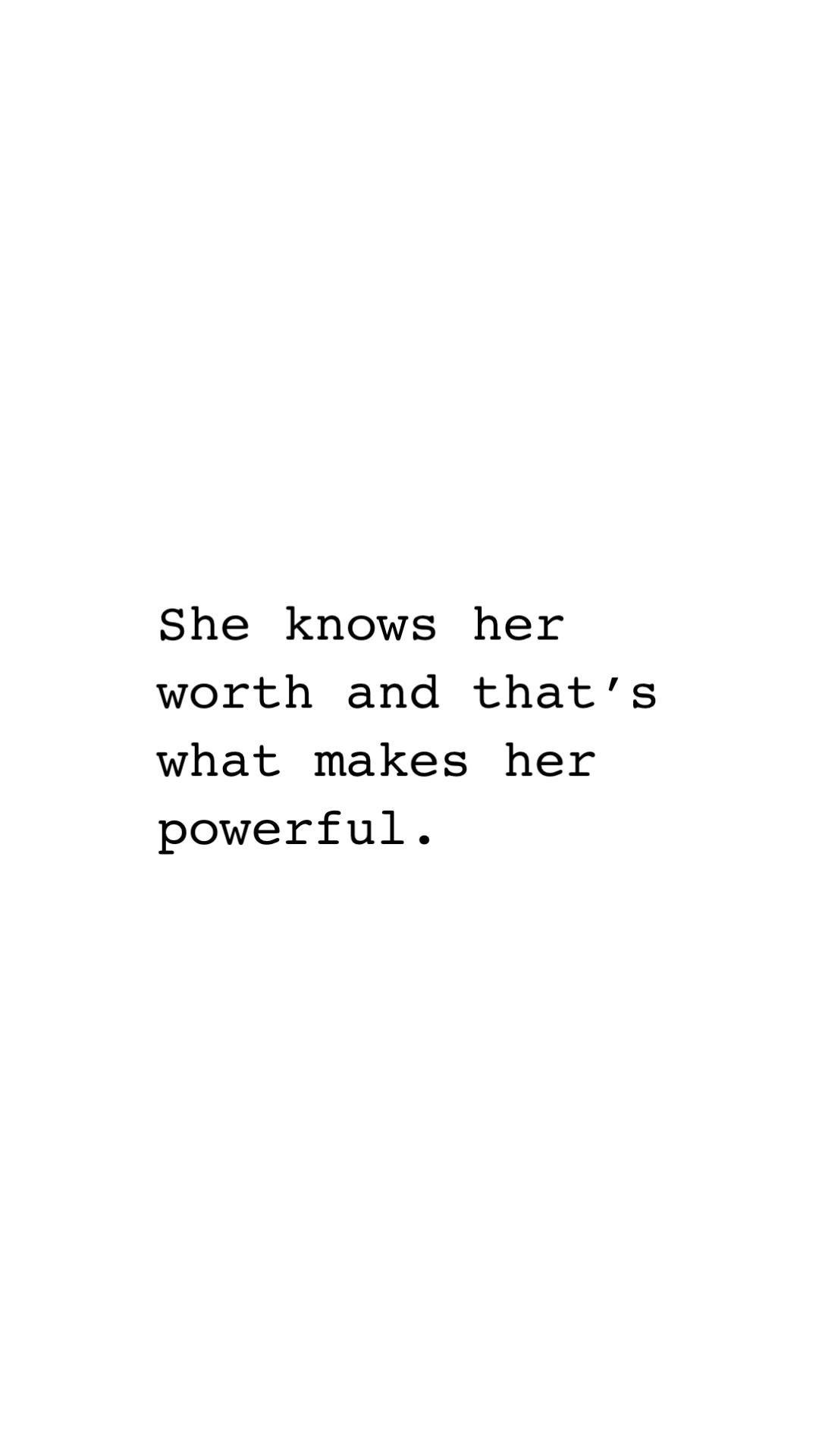 Empowerment Quote!!