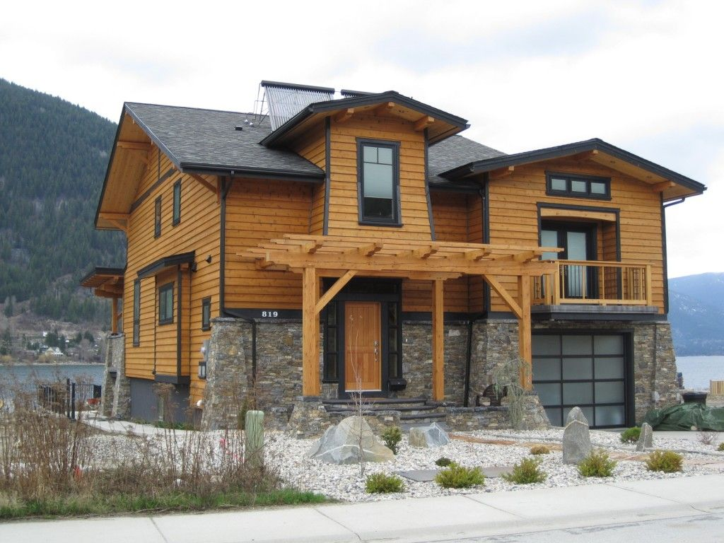 Wood siding houses pictures amazing home great project for Homes with wood siding