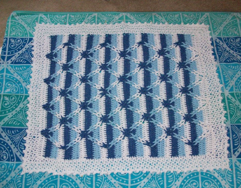 Pin by Karla Haney on Crochet - Blankets Pinterest
