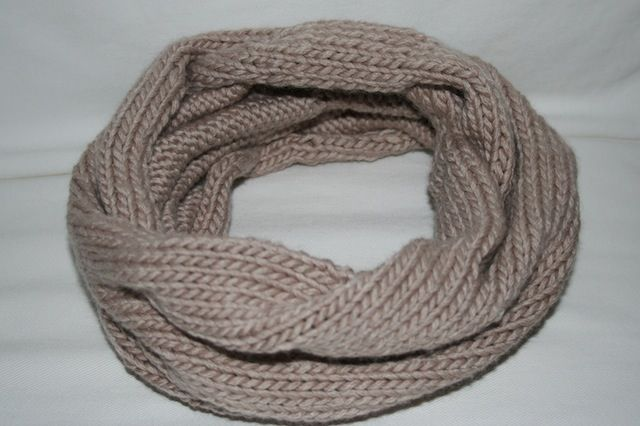 Free Knitting Patternburberry Inspired Cowl Neck Scarf Knit