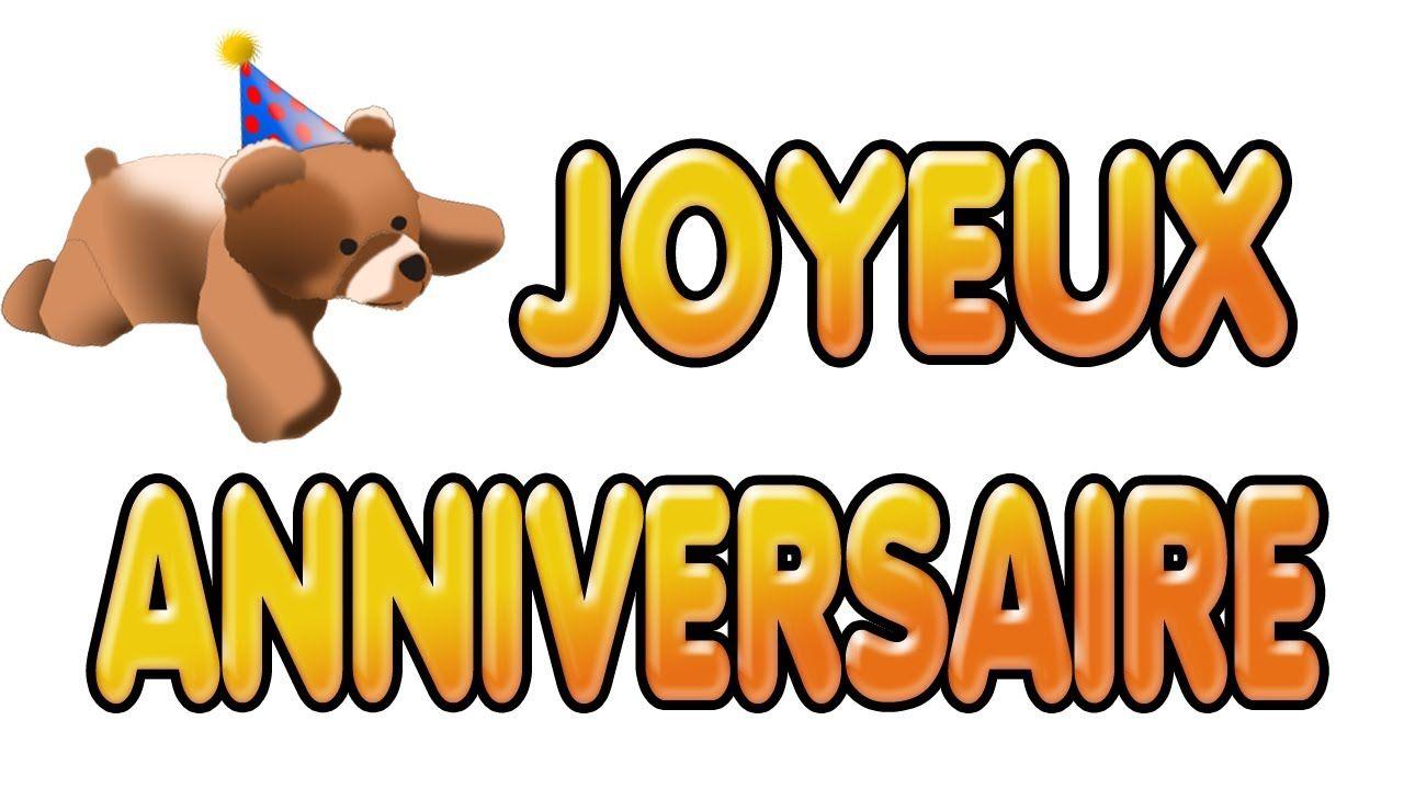 Joyeux Anniversaire Humour En Francais Fete Joyeux Anniversaire