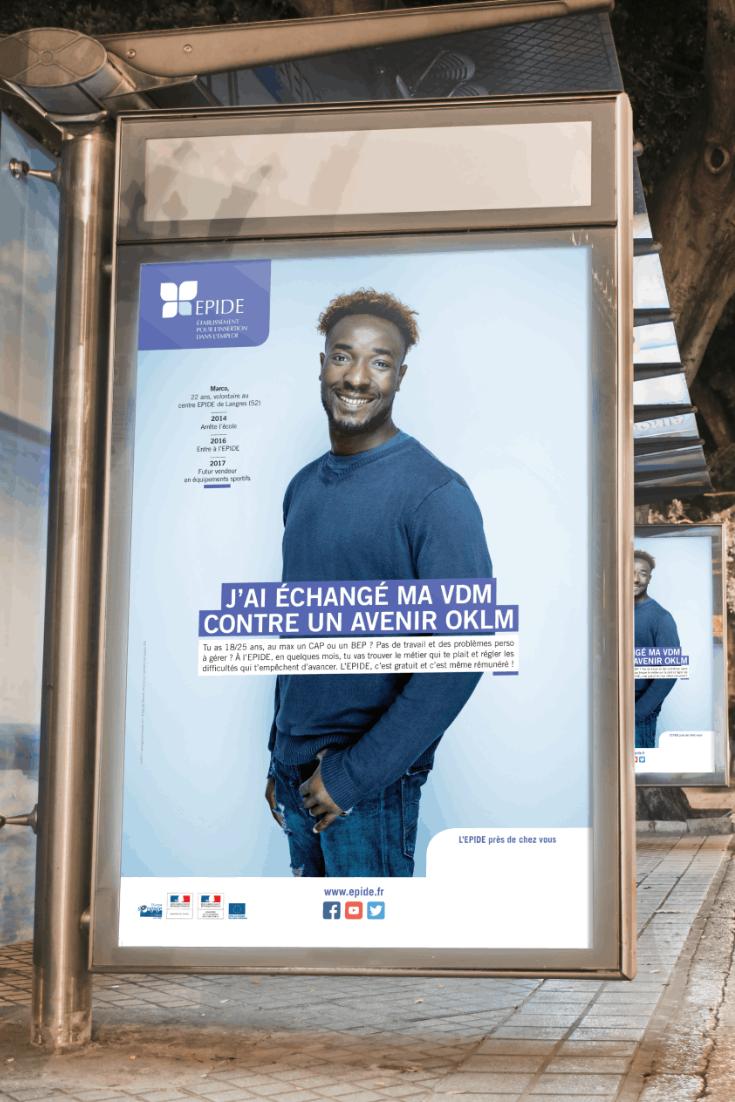 Epide Campagne De Recrutement Publicite Campagne Recrutement