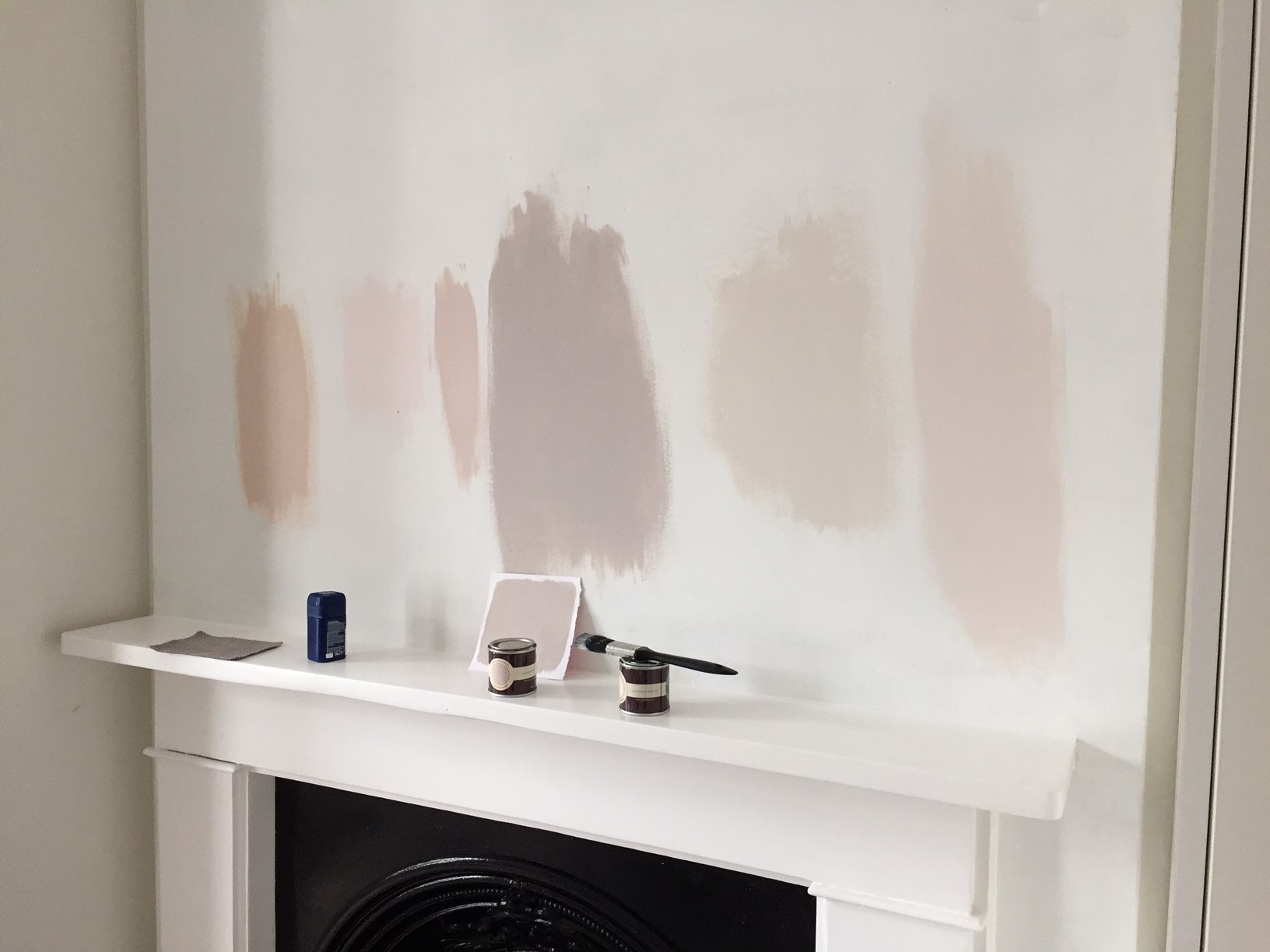 Pink Paint Colours Blush Colour Farrow And Ball