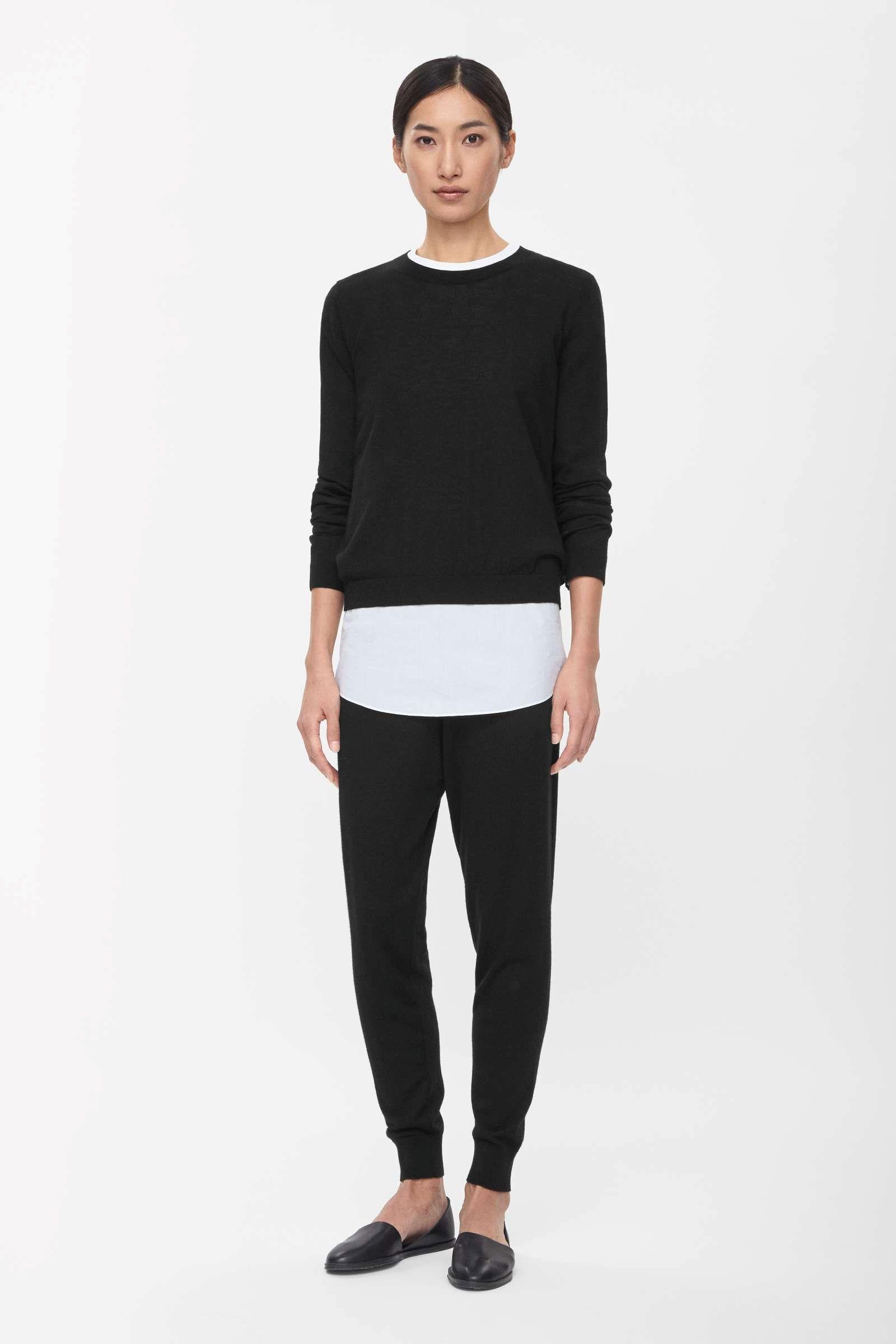 Fine cashmere jumper