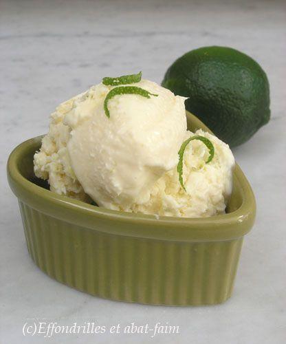 glace noix de coco et citron vert noix de coco rap e citron vert et glace. Black Bedroom Furniture Sets. Home Design Ideas