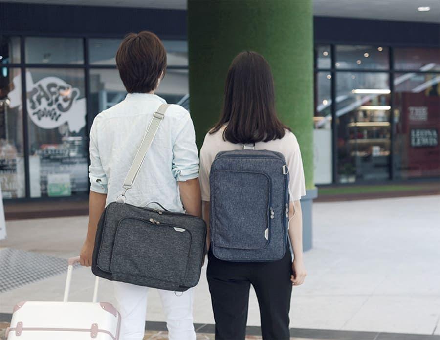 Multiway Travel Bag | Travel bags, Bags, Shoulder bag