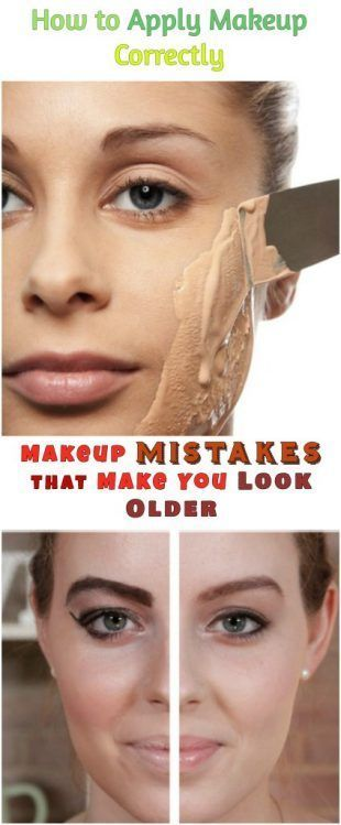 How to Avoid Makeup Mistakes that Make You Look Older  #lifestyle  #fitness