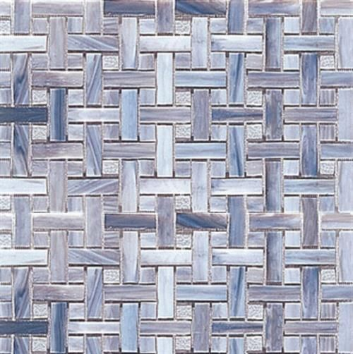 12X12 Decorative Tiles Inspiration Interceramic  Interglass  Decorative Glass Tile  Smoke Weaves Review