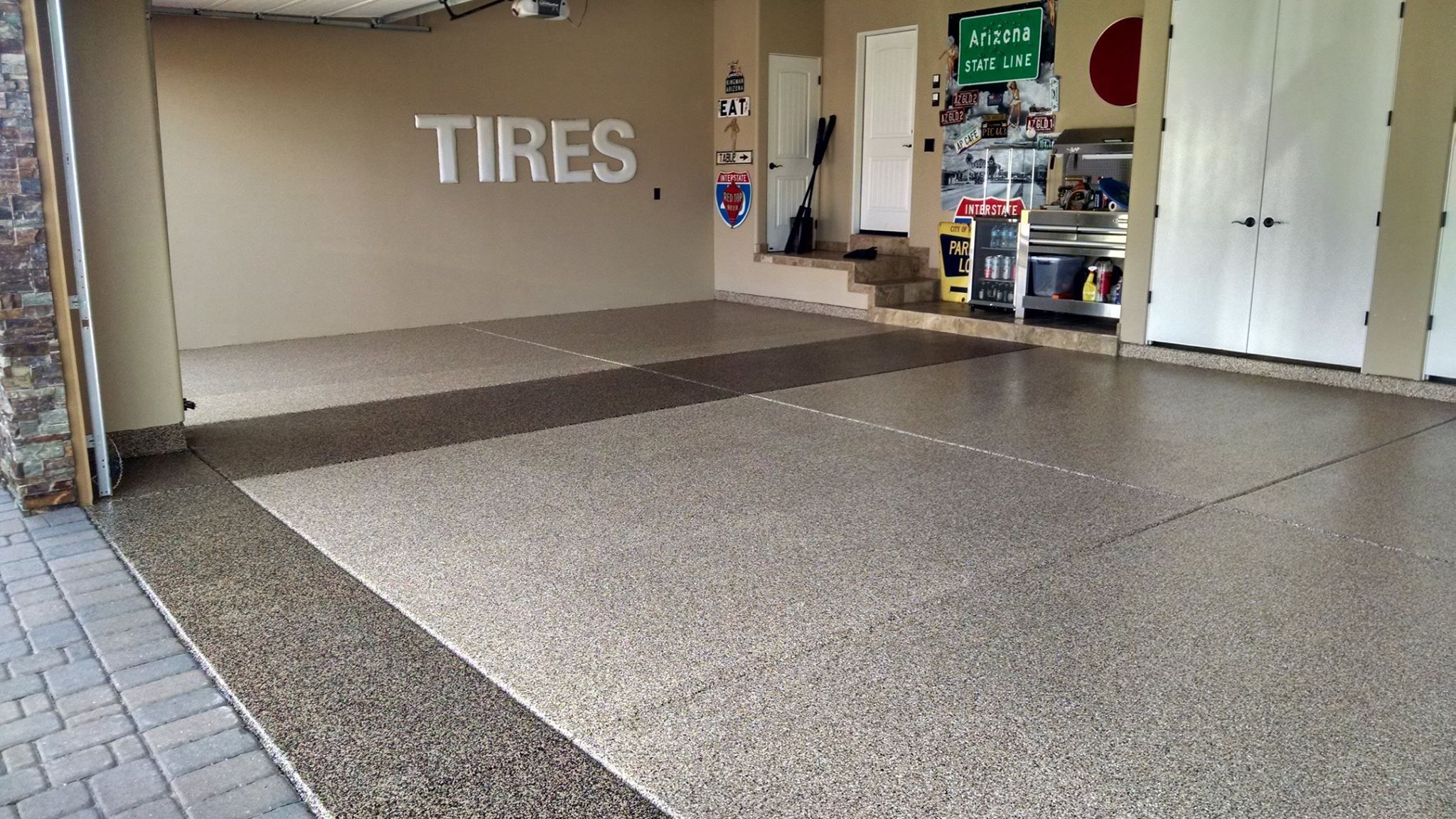 Garage Floor Epoxy Kit Reviews Best Garage Floors Ideas Let S Look At Your Options Garage