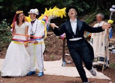 An Unofficial Officiant Weddingbee