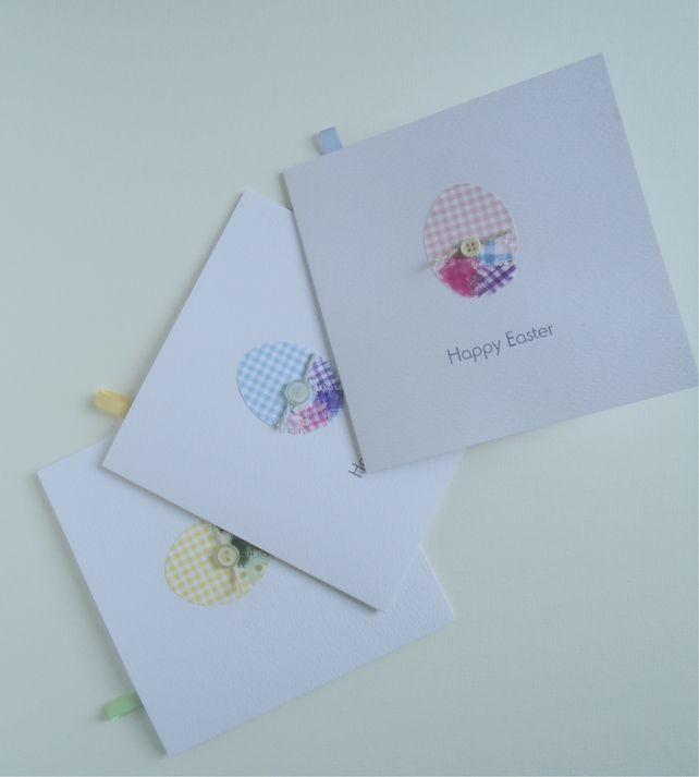 Embellished egg pk 3 easter greeting cards free postage 325 embellished egg pk 3 easter greeting cards free postage 325 m4hsunfo