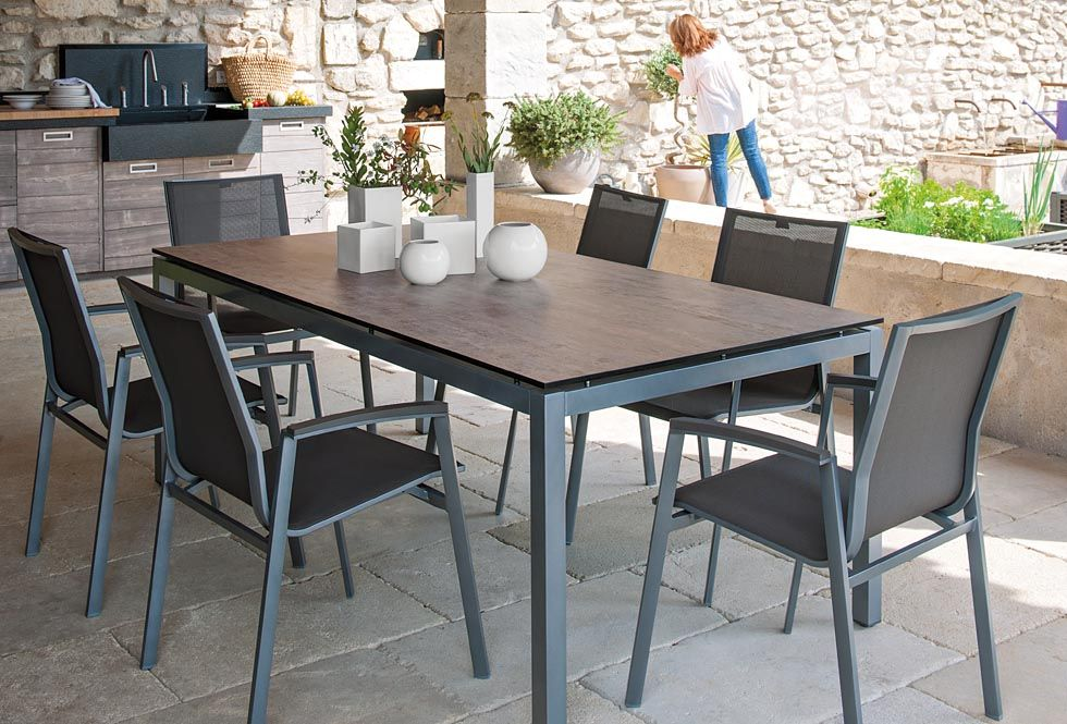 stern mobilier de jardin table de