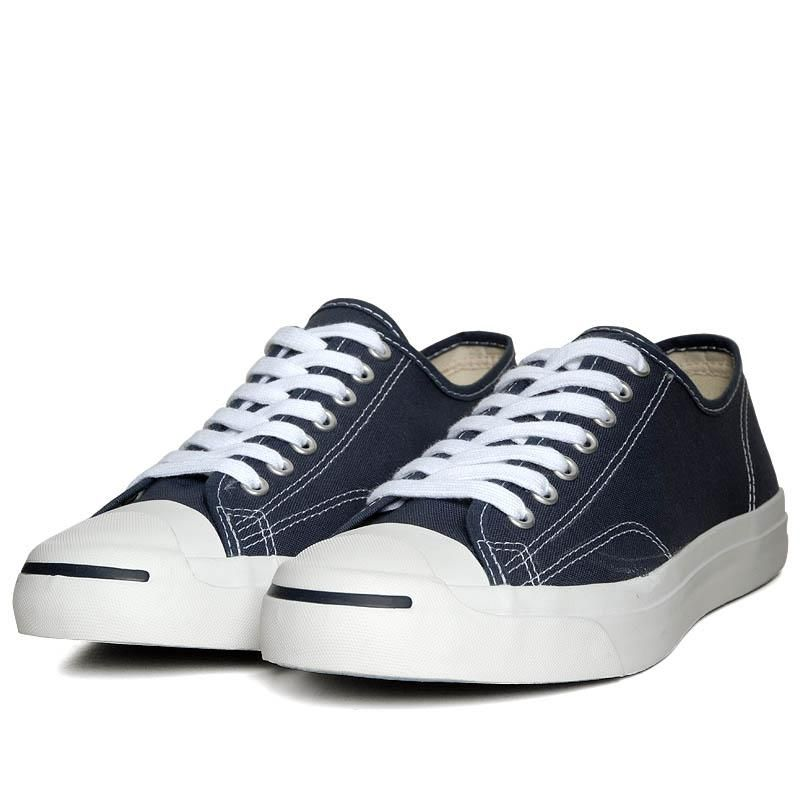 b603a3c2e52e Converse Jack Purcell CP OX (Athletic Navy   White)