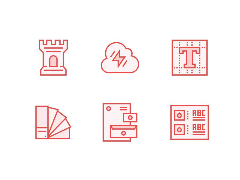 829 brand identity icons typography design quotes brand icon brand identity 829 brand identity icons typography