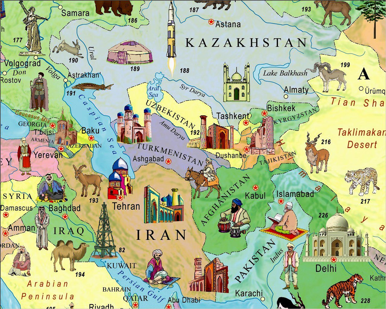 illustrated map of the world for kids childrens world map akros 9789871663026