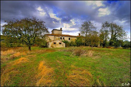 Casale abbandonato in Chianti   Flickr – Condivisione di foto!