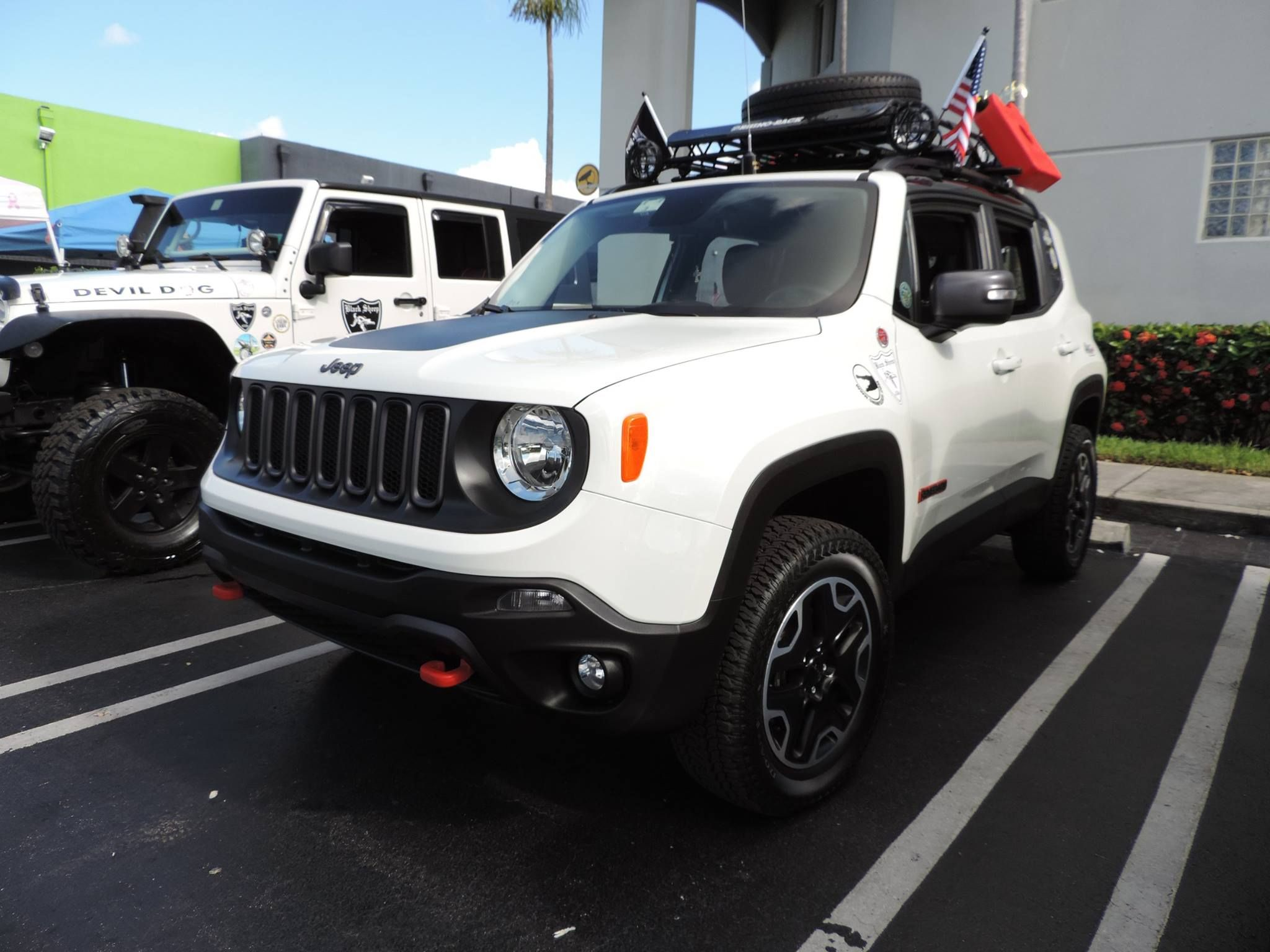 E O Jeep Renegade Vai Crescendo Jeep Renegade Jeep 4x4