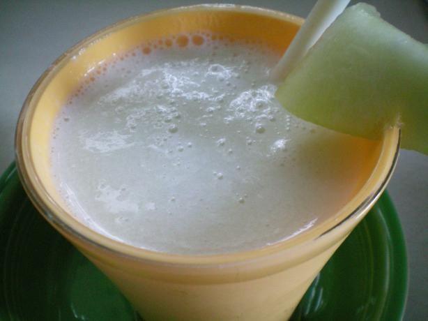 Honeydew Smoothies Recipe  - Food.com #honeydewsmoothie