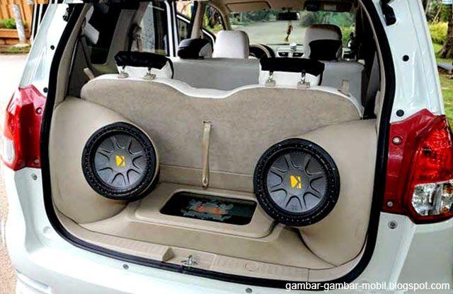 Foto Interior Mobil Suzuki Ertiga Mobil Gambar Katana