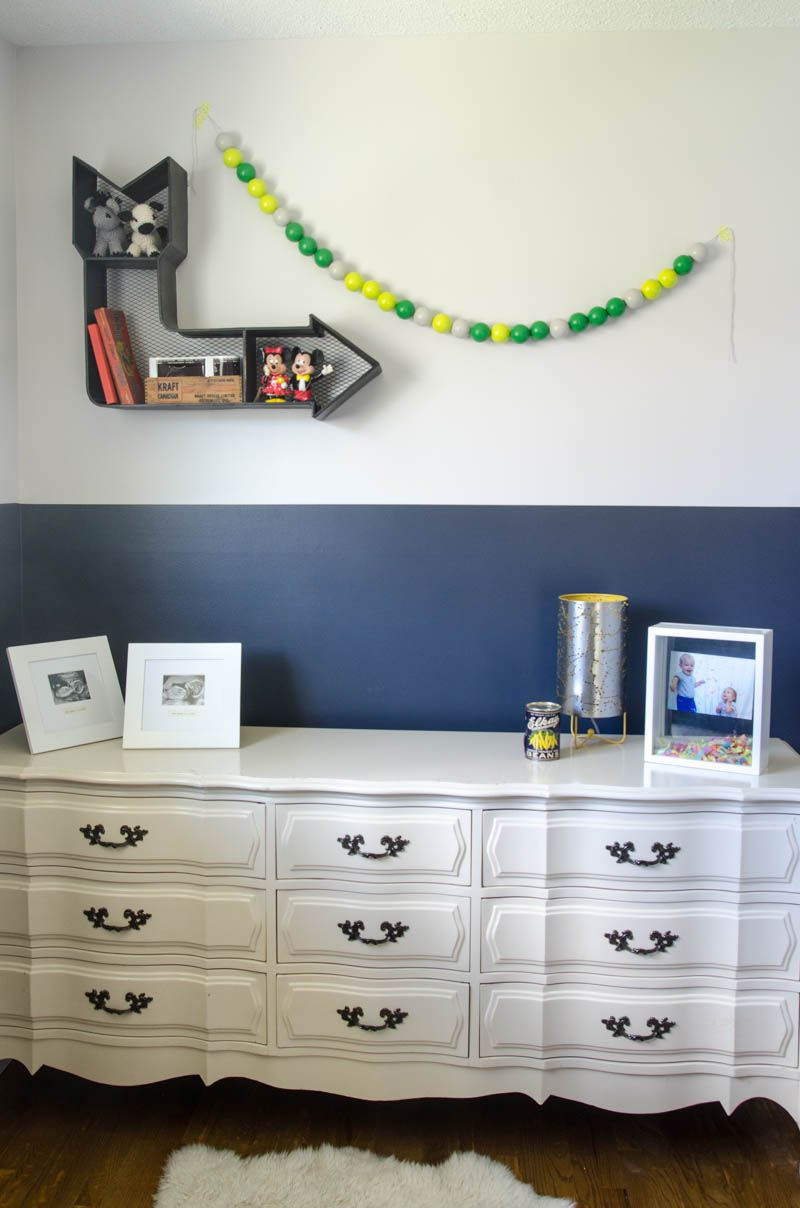 The Plan: A Big Kids\' Room in the Making
