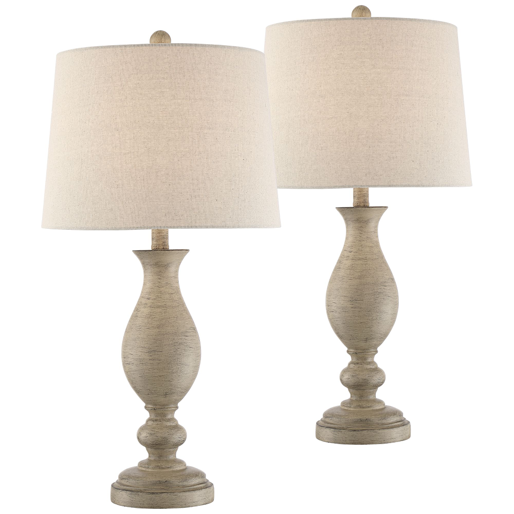 Home In 2020 Table Lamp Wood Farmhouse Table Lamps Grey Table Lamps