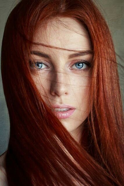 Pin By Doug George On Reds Shades Of Red Hair Red Hair Blue