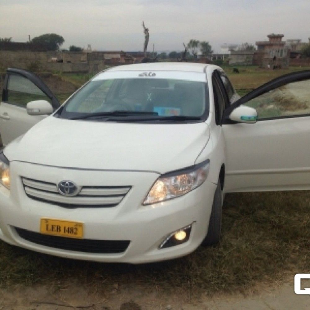Comments By Seller Toyota Corolla Xli 2010 Model In Very Good Condtion Car Is Very Clean From Inside Genuine Car Alloy Wheels Rear C Corolla Car Toyota Corolla