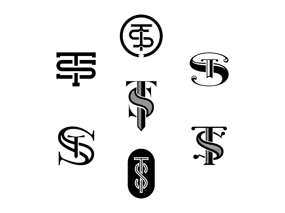 Dribbble monogramcollection_1600x1200.png by Jim Viola