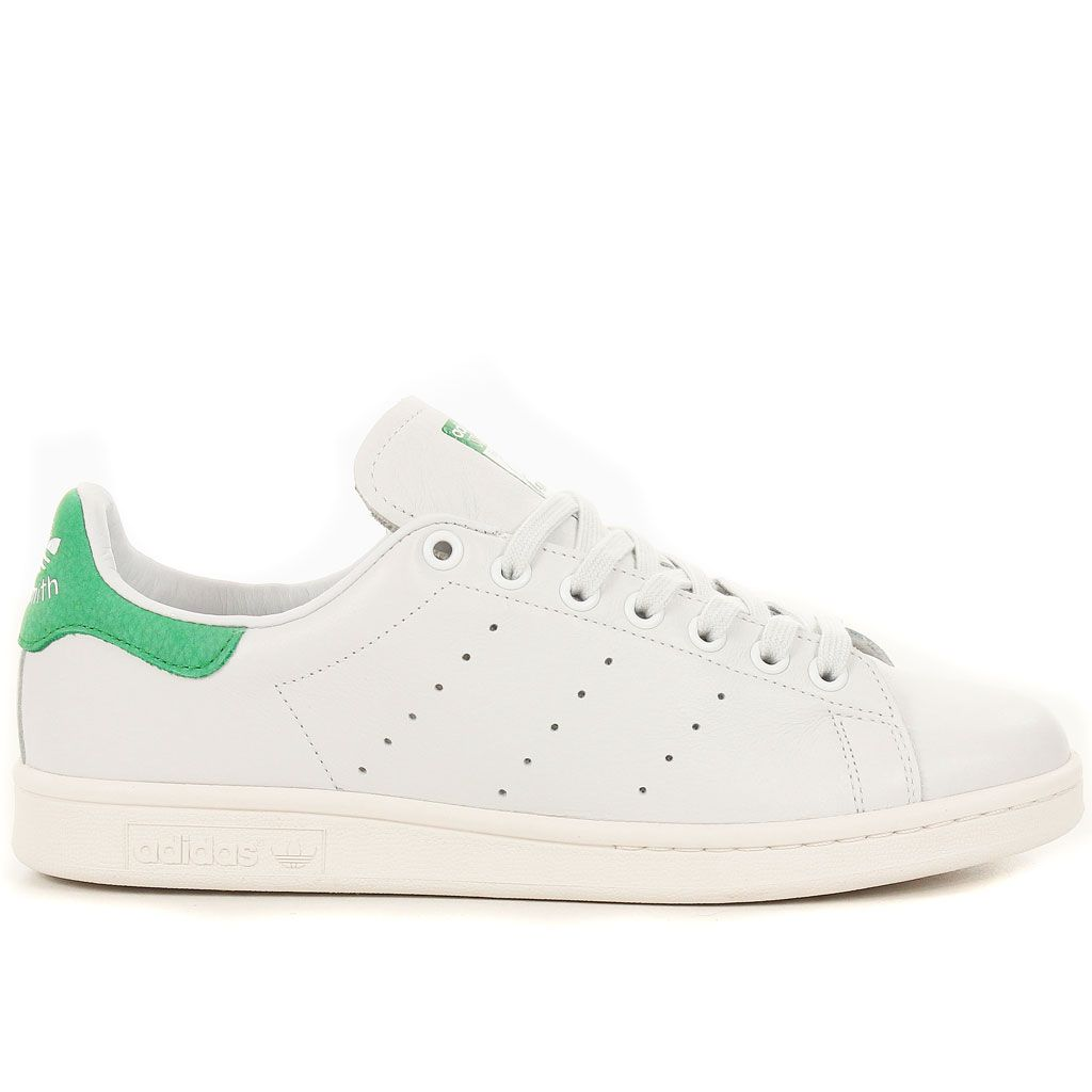 économiser da251 2e11f Basket Adidas Stan Smith D67361 Blanc et Vert | Evey day ...