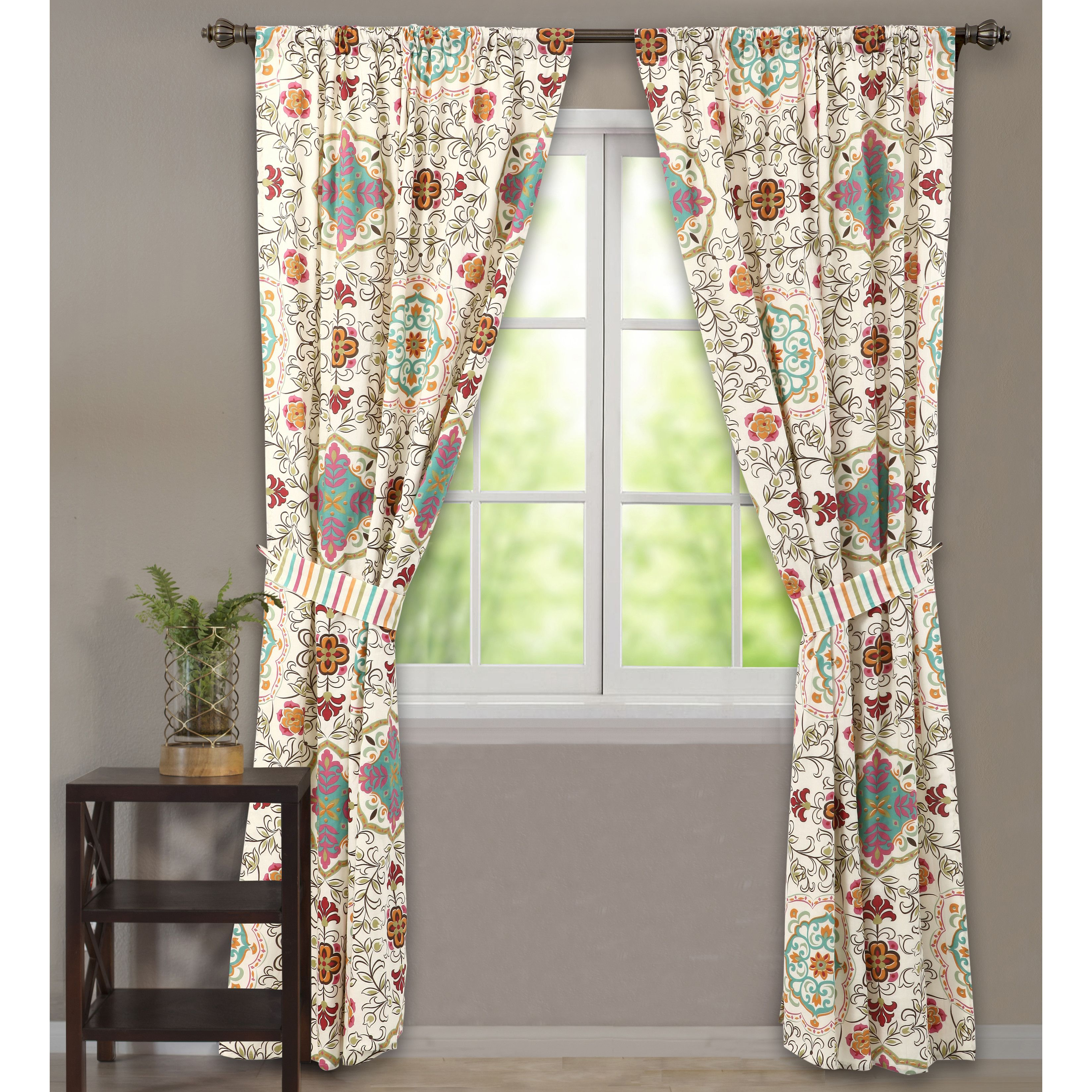 You Ll Love The Esprit Window Curtain Panels At Wayfair Great