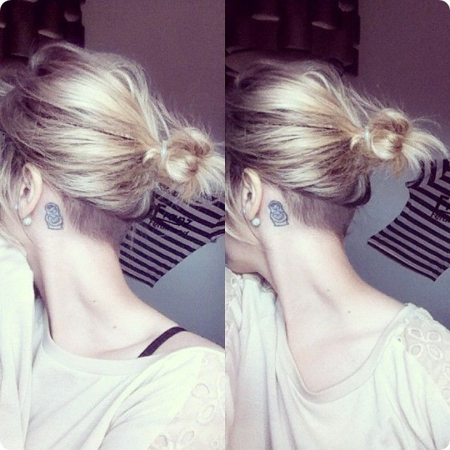 1000 ideas about Undercut Bob on Pinterest