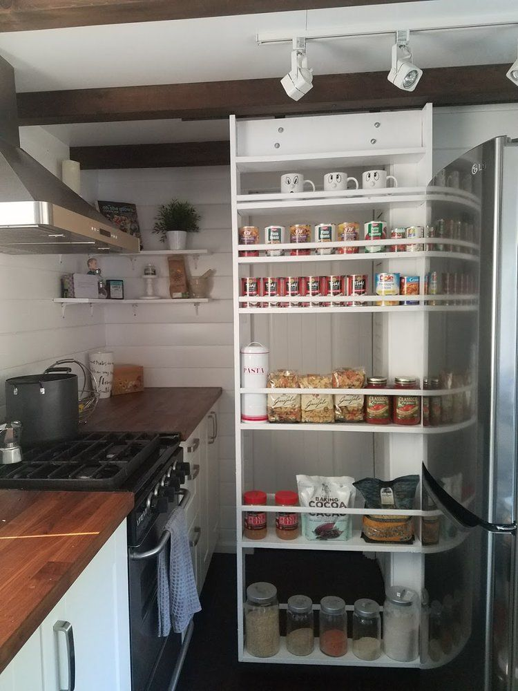 HOW I FIT COSTCO IN MY TINY HOUSE — JUST WAHLS