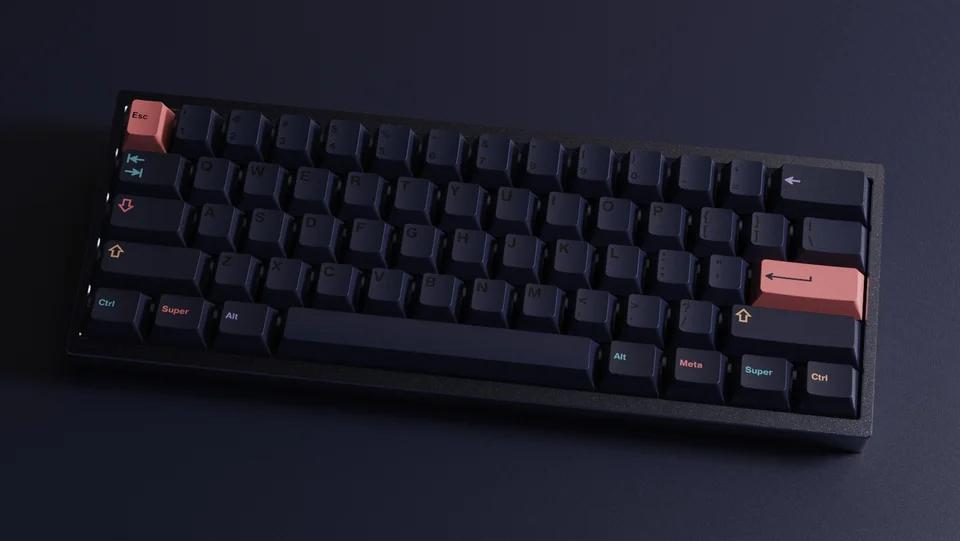 Gmk Polar Lights Mechanicalkeyboards Online Keyboard Polar Light Computer Keyboard