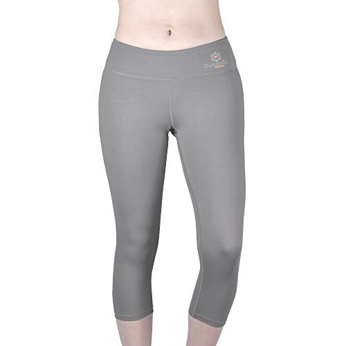 Women Compression Capri Pants W Hidden Pocket No Seethru And Gusseted Crotch Leggings Tights Yoga Gym By Dynamic A Tights Workout Women S Leggings Tight Pants