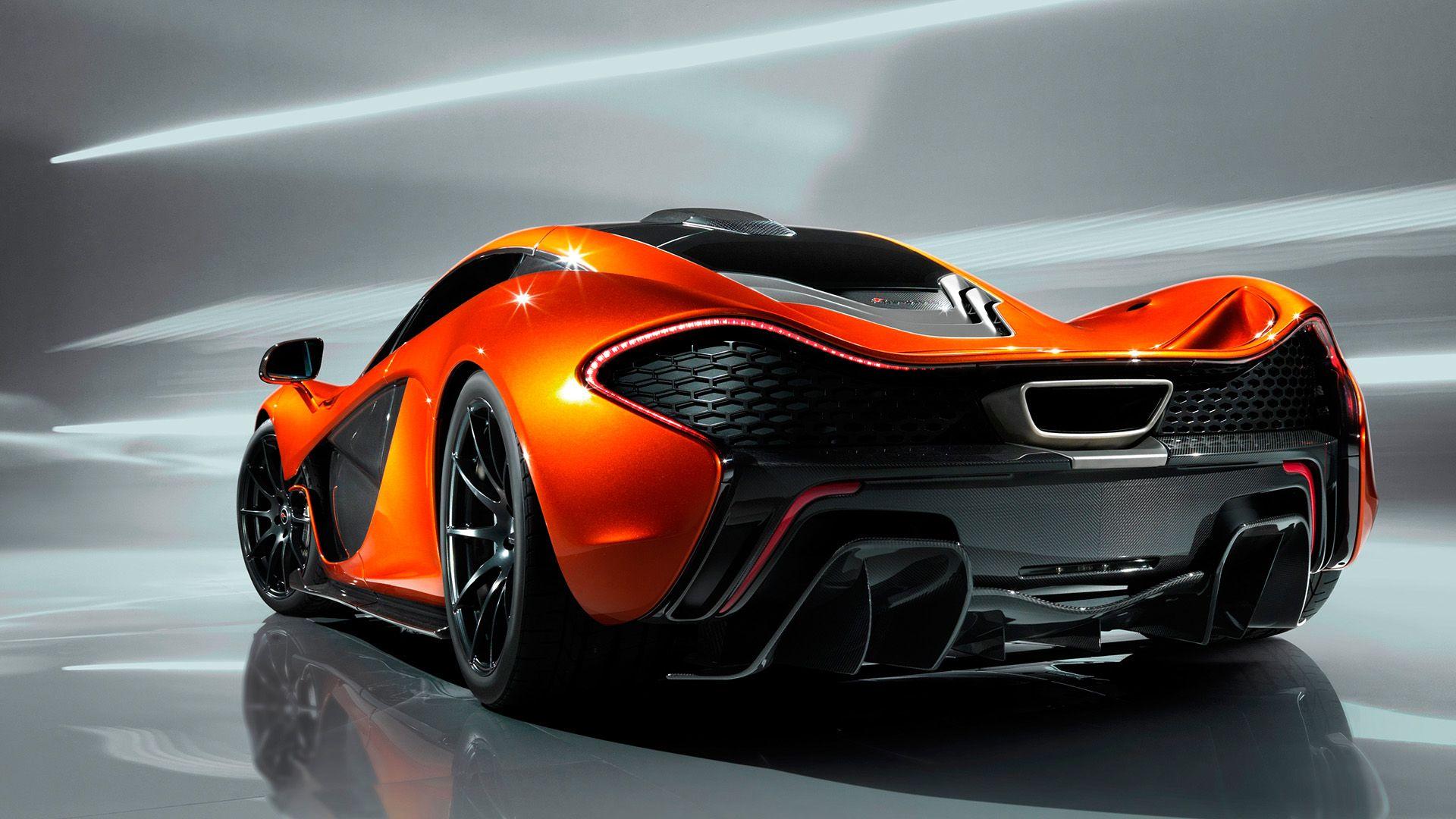 McLaren P1 Crystal City Car 2014 | Fast Cars McLaren P1 | Pinterest | Mclaren  P1 And City Car
