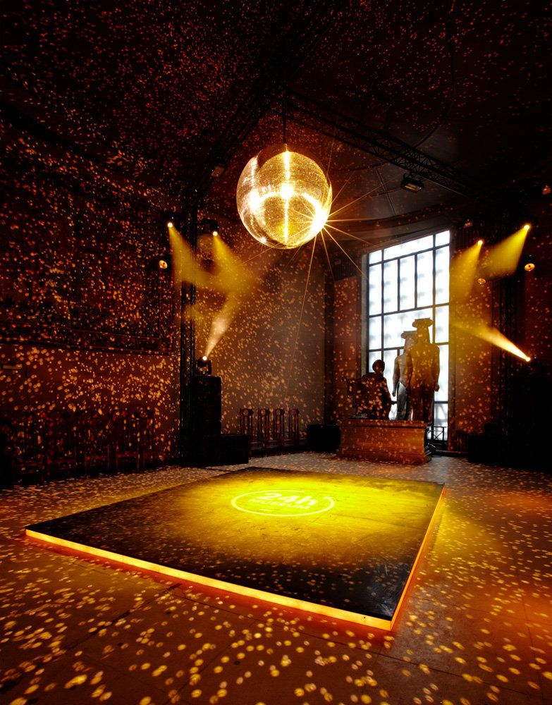 Dance Floor For The Next Barn Party Party Disco
