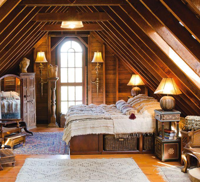 Converted Church Attic Rooms Attic Apartment Attic Bedroom