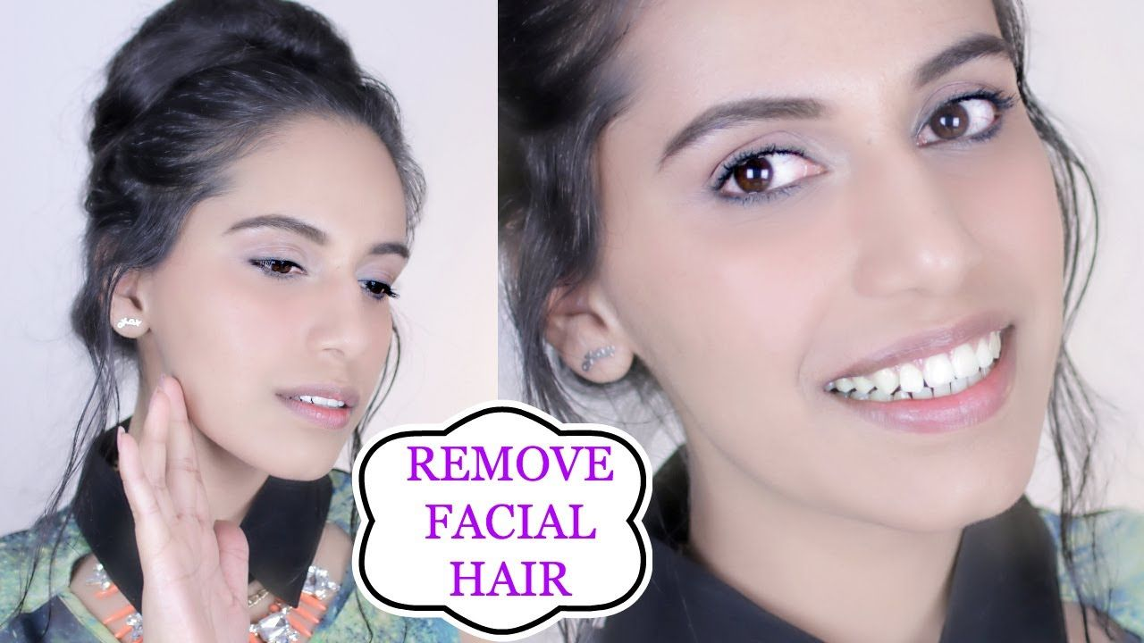 How to remove facial hair naturally at home diy best youtube diy how to remove facial hair naturally at home using simple homemade mask for women solutioingenieria