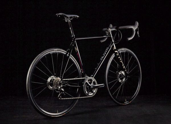 It Seemed As Though Pure Bred Aluminium Race Bikes Had Altogether