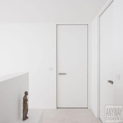 Superb Moderne Binnendeuren Op Maat Met Oog Voor Kwaliteit En Innovatie.  ArchitekturTüren Ohne RahmenInnentürenInnenverkleidungMaßgeschneiderte ...