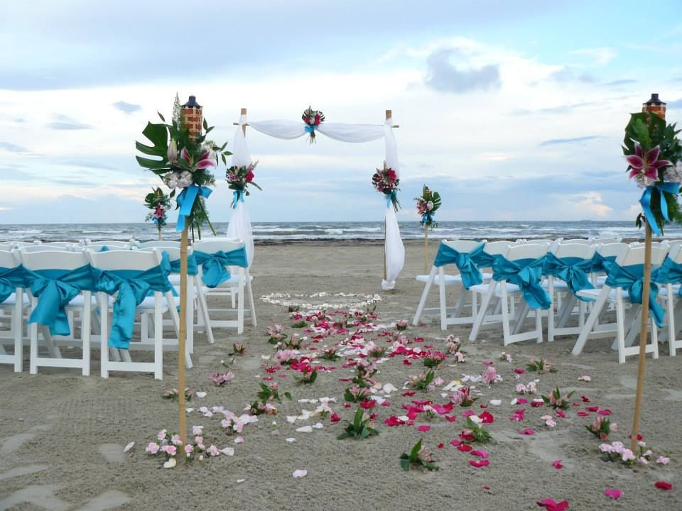 Beach Wedding By Baroque Events