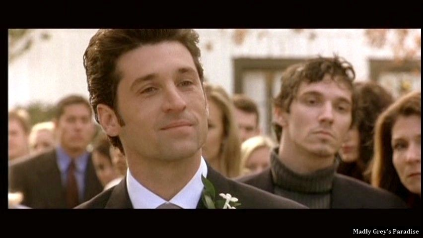 Patrick Dempsey As Andrew Hennings Sweet Home Alabama Sweet Home
