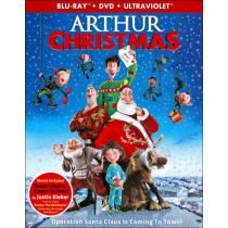 Arthur Christmas (2 Disc) (Ultraviolet Digital Copy) (Blu-ray Disc) (Eng/Fre/Spa) 2011 for $9.99 (orig. $24.99)