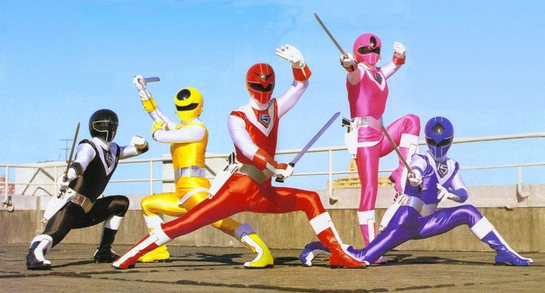 Hikari Sentai Maskman With Images Power Rangers Go Busters