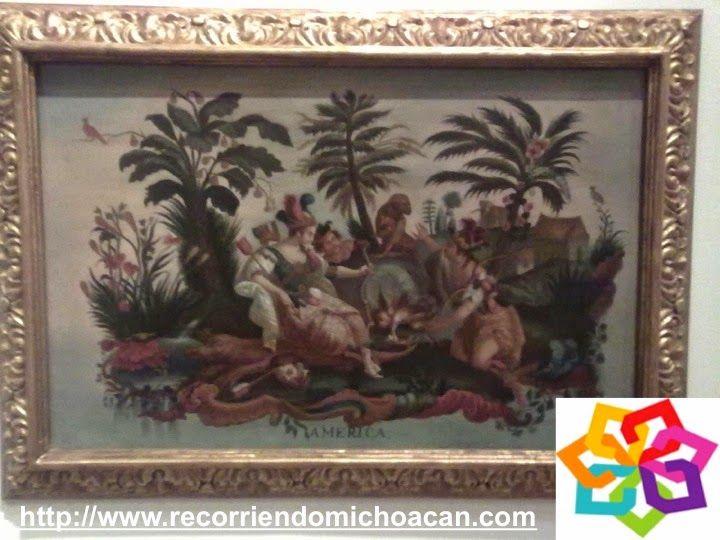 MICHOACÁN MÁGICO te comenta sobre el arte plumario, en este trabajo la materia prima son la plumas de aves, que se usan en adornos, mantas, tocados y artículos decorativos, las técnicas de elaboración vienen desde los aztecas. En la actualidad puedes encontrar estas piezas en el pueblo mágico de Tlalpujahua. HOTEL LA CASITA http://www.hotellacasita.com.mx/